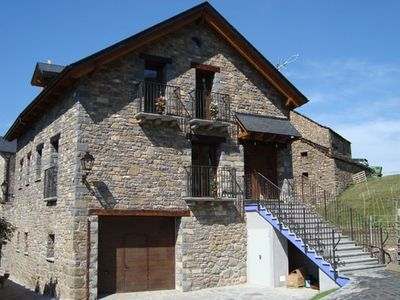 Photo for 2BR Apartment Vacation Rental in Torla, Huesca