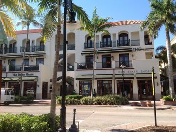 5th Avenue Shopping District, Naples, FL, USA