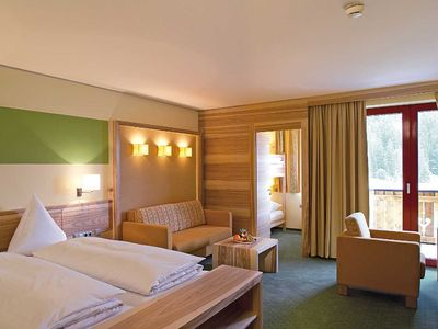 Photo for Family Room Esche - Hotel Tyrol am Haldensee