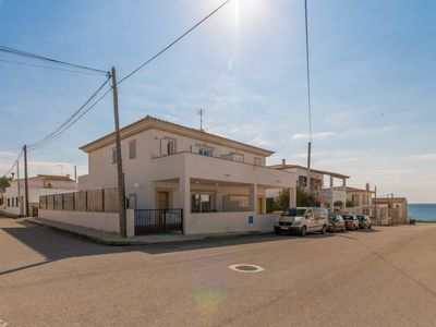 Photo for House facing the sea for 6, ideal for excursions, winged of the sea, in Sa Rapita