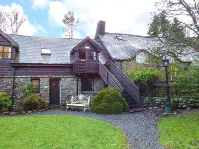 Photo for KITE 2, country holiday cottage in Llanafan Fawr, Ref 951506