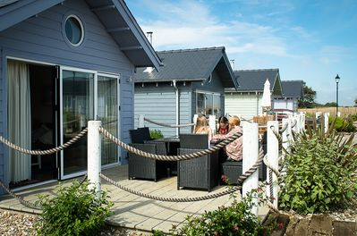 Sea Urchins beach house - ideal for families and couples.