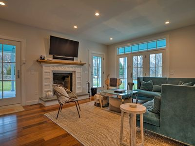 Photo for Sag Harbor Home w/ Pool - 5 Mins to Downtown!