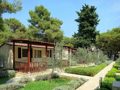 Photo for Vacation home Camp Rozac (TGR215) in Trogir - 5 persons, 2 bedrooms