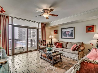 Photo for Exquisite 3rd Floor Oceanfront Condo in North Beach Plantation