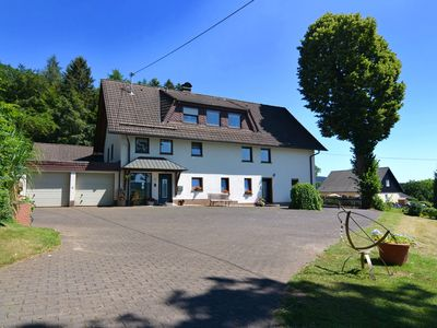 Photo for Beautiful, not detached holiday home with private terrace in the Sauerland