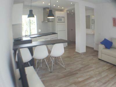 Photo for Apartment completely renovated 50 m from the beach