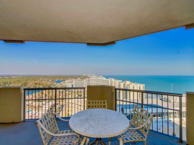 Photo for Amazing sunrise views from 21st floor : #1 Booked condo in Myrtle Beach