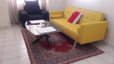 Photo for Spacious one bedroomed entire flat!