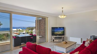 Photo for VISTA DI MARE, FORRESTERS BEACH - OCEAN VIEWS, 250M WALK TO FORRESTERS BEACH