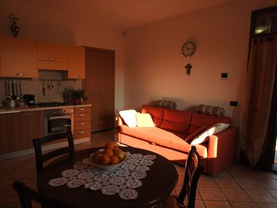 Photo for Apartment in a villa in the heart of Romagna