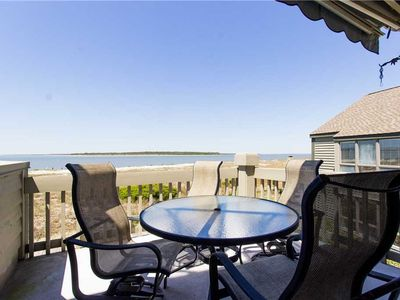Photo for 2nd Floor Ocean and Inlet Vistas, Upscale Renovations, Close to the Beach Club and 2 Golf Courses