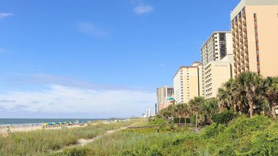 Photo for 2 bedroom suite-Ocean 22 by Hilton. All weeks-best rates! Over 450 Vrbo reviews!