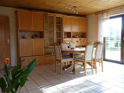 Photo for Comfort. Apartment for 9 persons - Ferienwohnung Hoffmann