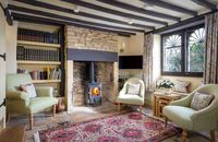 Lovely little cottage, very well appointed. They literally had thought of everything!