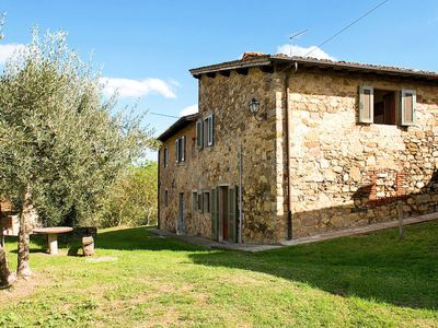 Photo for Vacation home Fattoria Casabianca (BUC151) in Bucine - 8 persons, 4 bedrooms
