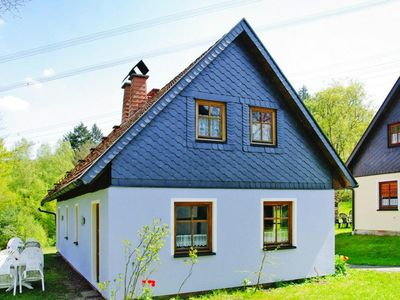 Photo for Semi-detached house, Mitwitz  in Thüringer Wald - 4 persons, 2 bedrooms