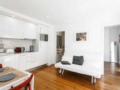 Photo for Brand NEW 1BR flat in prime location by Chiado