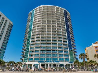 Photo for Stunning Direct Oceanfront 3 bd, 3 bath, In Heart of Myrtle Beach, sleeps 10