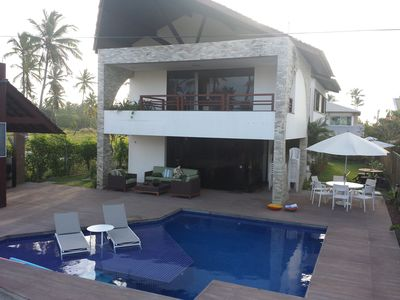 Photo for Rent house in cond closed in the most beautiful beach in Brazil Porto de Galinhas
