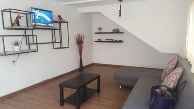 Photo for Beautiful house with parking 10 min. from city center