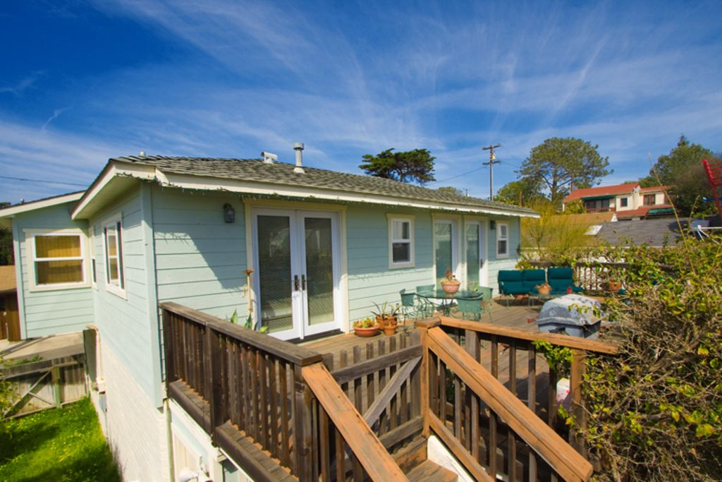 Del mar seaside cottage w ocean views del mar san diego for San diego county cabin rentals