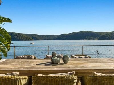 Photo for PITTWATER PARADISE - Palm Beach, NSW