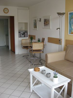 Photo for Apartment in St. Peter-Ording bath, directly on the dike