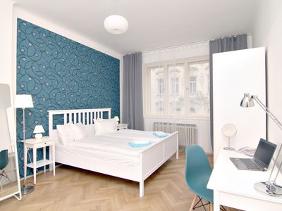 Photo for 4 BR 2 BA 4 minutes walk from Wenceslas Square