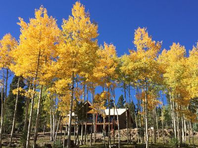 Photo for 3BR Cabin Vacation Rental in Angel Fire, New Mexico