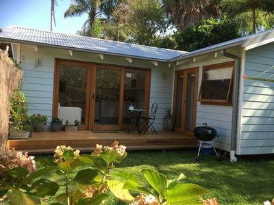 Photo for Avalon Beach Seaside Cottage - perfect location