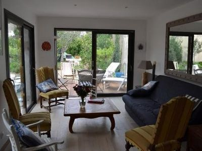 Photo for House bauloise comfortable 12 persons 700m from the beach Benoit