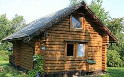 Photo for Type B Small log cabin - Ferienpark Geesthof