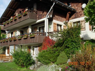 Photo for GITE ** IN CHALET SAVOYARD OF 140 M² - SAINT JEAN DE SIXT