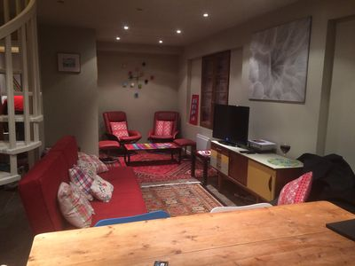 Photo for Spacious 2 bedroom modern apartment skiing/summer activities holidays