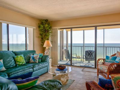Photo for Corner Unit Views. Great Location. Resort Style Pool and the Best Beaches in the Area!