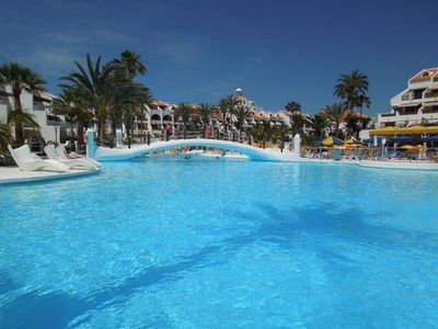 Photo for Holiday apartment Playa de las Américas for 1 - 4 persons with 1 bedroom - Holiday apartment