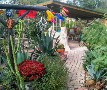 Photo for La Calavera Casita is an eclectic paradise you will love!