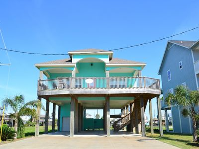 Photo for Colt-A-Cabana - Beautiful home for your next family beach vacation.