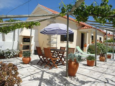 Casa da Bia, Private garden with BBQ, Free Wi-fi works in Garden