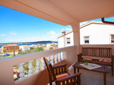 Photo for Apartments Jasmin (68531-A7) - Barbat - island Rab