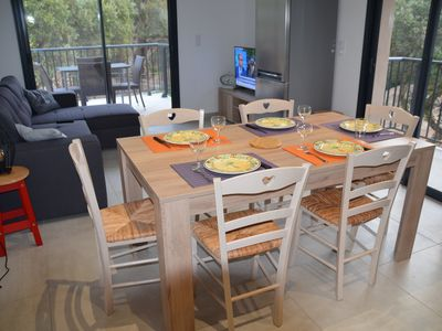 Photo for New apartment type 2 any comfort in a residence near the beaches