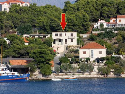 Photo for Apartment in Sumartin (Brač), capacity 6+0