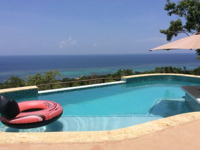 Photo for Relax With Spectacular Ocean Views And Swim Up Bar