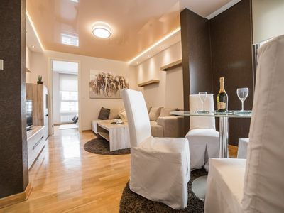 Photo for BeGood apartment in Belvil in New Belgrade with a parking place .