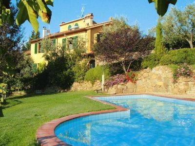 Photo for Holiday residence La Baghera, Lamporecchio  in Um Florenz - 6 persons, 2 bedrooms