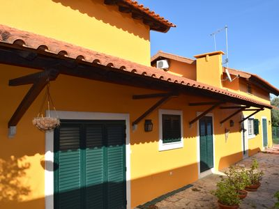Photo for Villa in a very quiet village, between Tomar, new Ourém and Torres