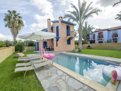 Photo for 2 bdr Villa With Private Pool,  on the Beach