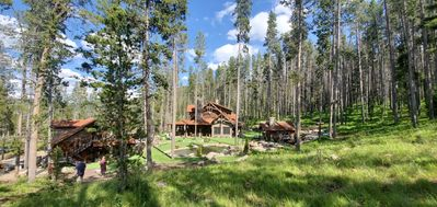 Photo for Winter Getaway - Secluded,  close to the lake and Ski Hill