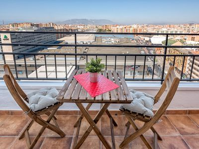 Photo for Centric and Modern Apartment by Rafleys in Málaga Capital, Close to Everything